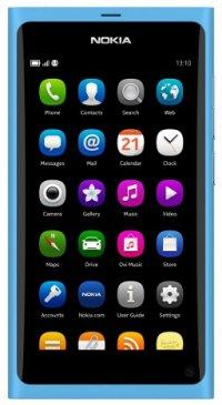 Nokia N9 - apps