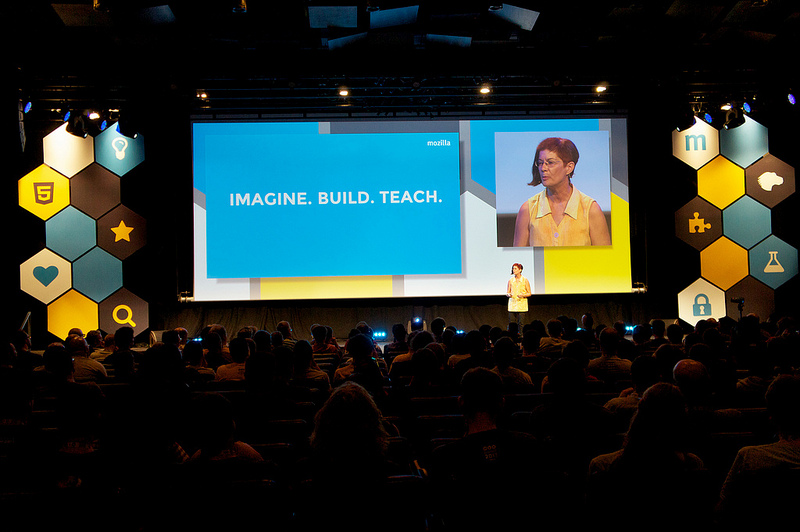 Imagine. Build. Teach.