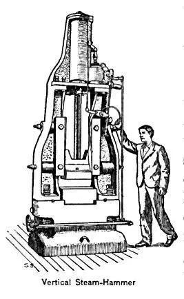 Steam powered dulcimer fretting hammer