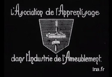 L'ÉBÉNISTERIE - A Silent Film About Woodworking (1932)