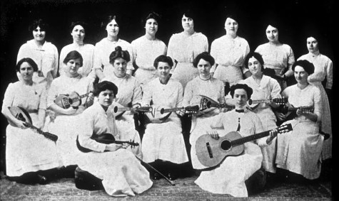 Music I'd Like To Hear #29 - A Mandolin Orchestra Comprised Of Lovely Ladies