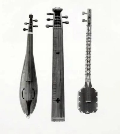 Lambert epinette and other cool stringed instruments.