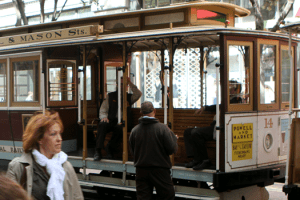 Powell & Mason Cable Car