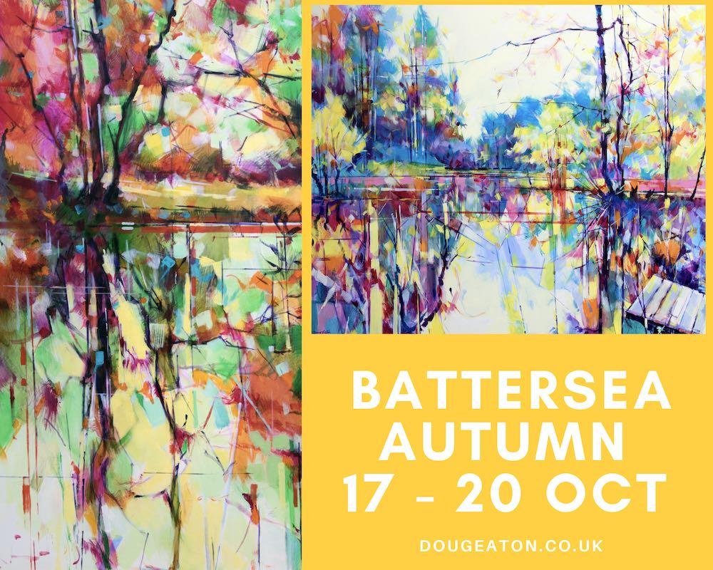 Affordable Art Fair Battersea Doug Eaton