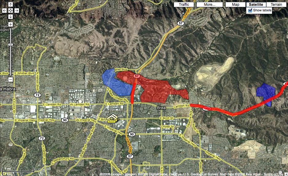 20081115brea-fire-map