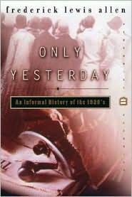 Only-Yesterday