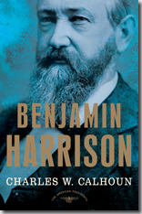 book-coverbenjamin-harrison