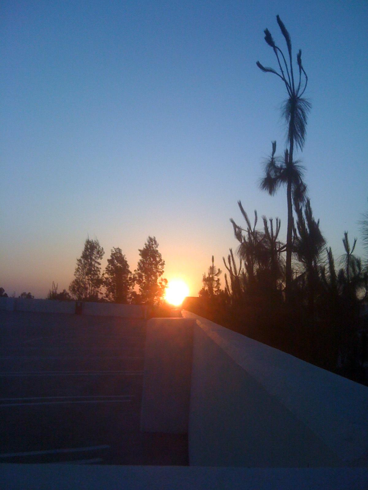 Brea Sunset