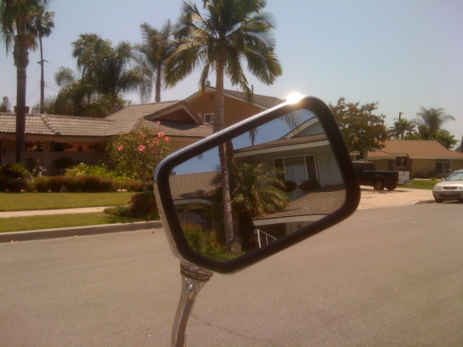 Reflections on My House