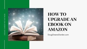 update an ebook on Amazon