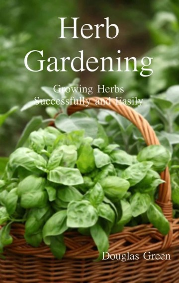 herb gardening ebook