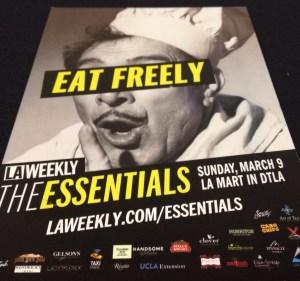 LA Weekly Essentials 2014