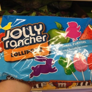 Easter Jolly Ranchers