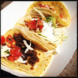 Hang 10 Tacos trio