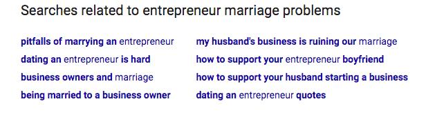 Divorce Statistics for Entrepreneurs