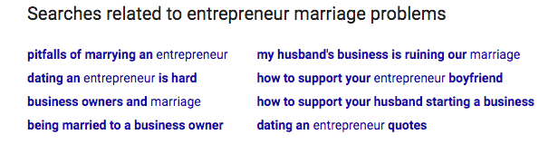 Divorce Statistics for Entrepreneurs