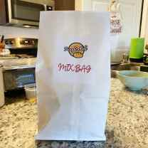 Mixed Bakery Products Bag
