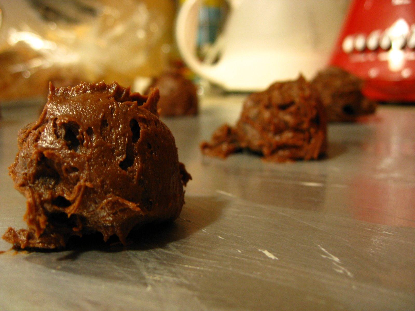 chocolate chunk cookie dough
