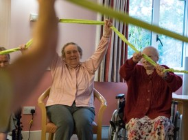 Joyful Jams Dementia Session