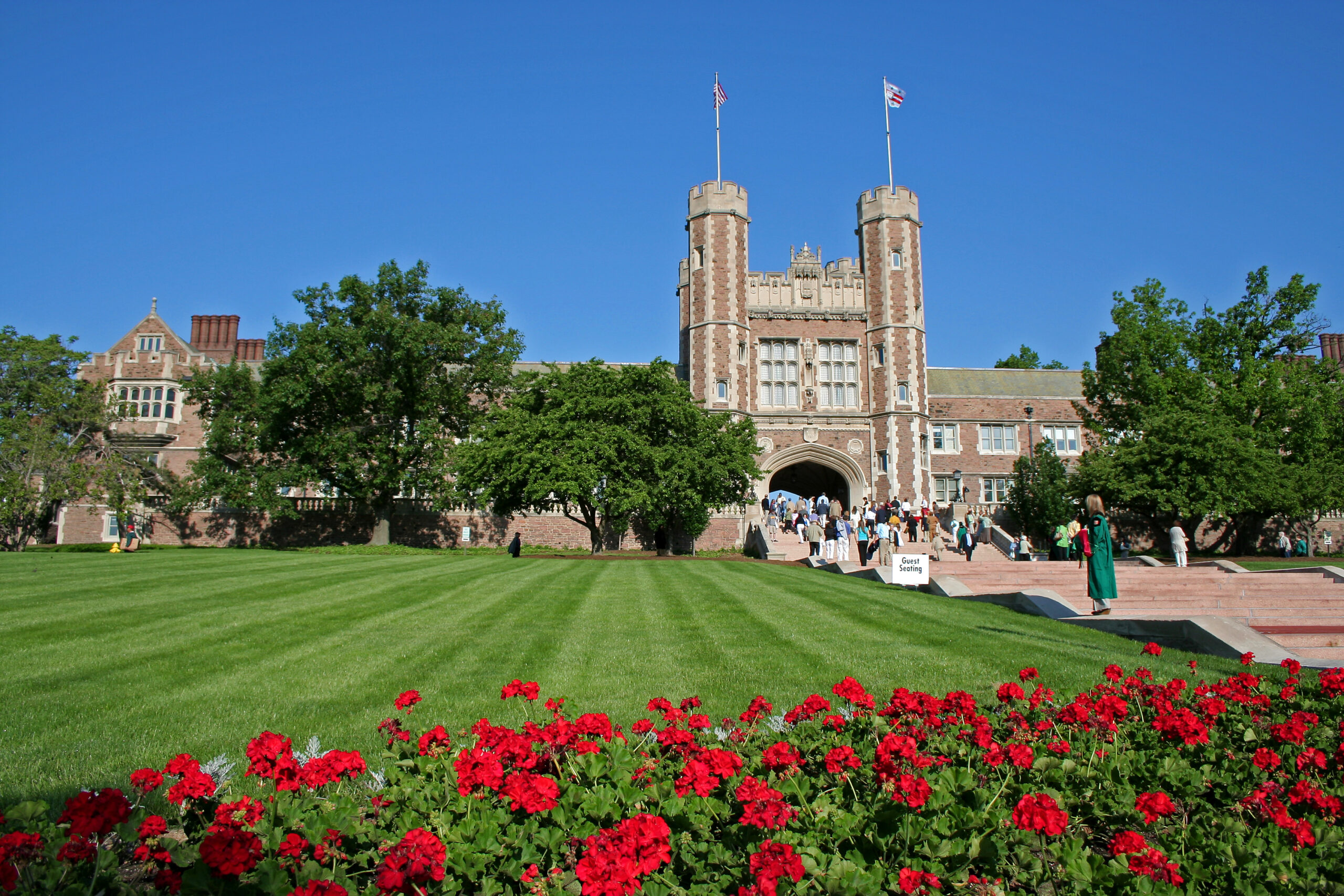 Washington University in St. Louis: Self-Management Seminar with Engineering Management Students