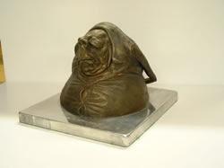 Win a bronze Vogon statue!