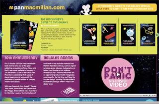 PAN Macmillan press release on H2G2 reissues