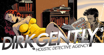 Dirk Gently is back on BBC… America !