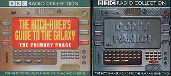 The original H2G2 radio series