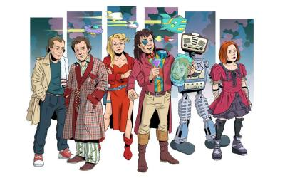 The Hitchhiker's Guide To The Galaxy returns to Radio 4 in 2018!