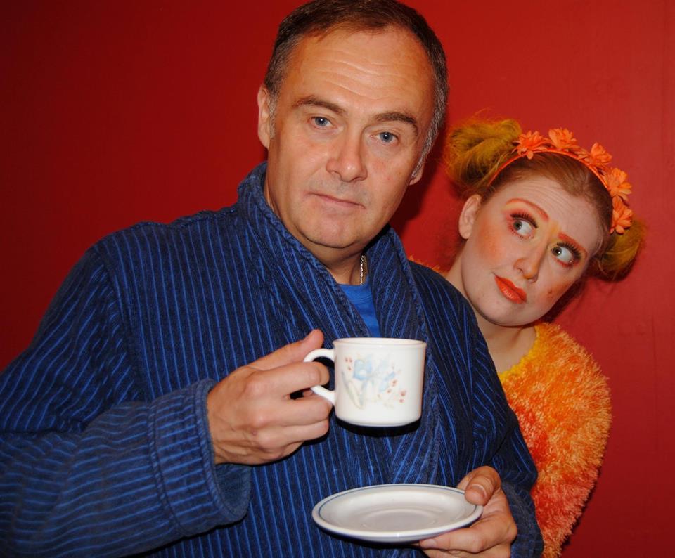 Pete Gibson et Rachel Howard