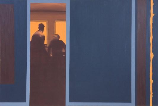 Box Elder, Oil on canvas, 24x36