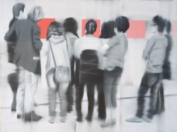 Appraisal, Oil on canvas, 36 x 48