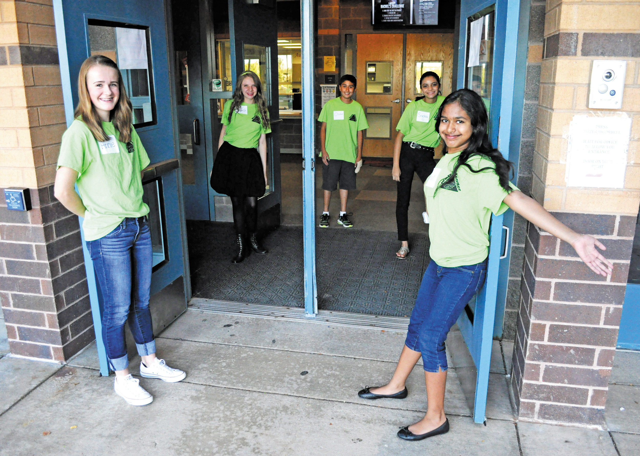 Highlands Ranch Community Learns Of Rachel S Challenge