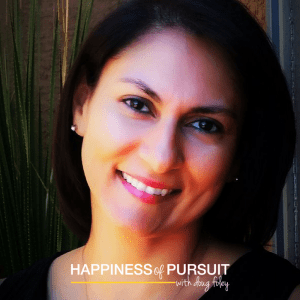 Charlene Gilman on Happiness of Pursuit Podcast