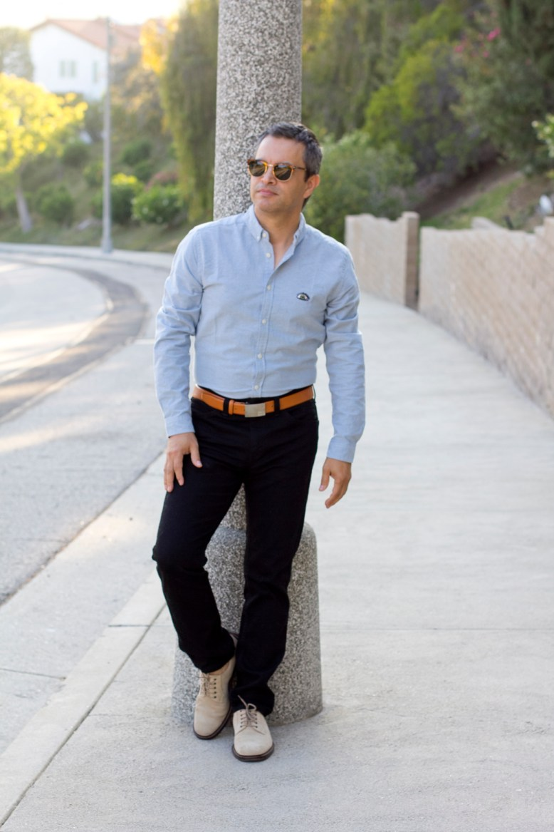 cole_haan_shoes_levis_persol_sunglasses_uo_shirt