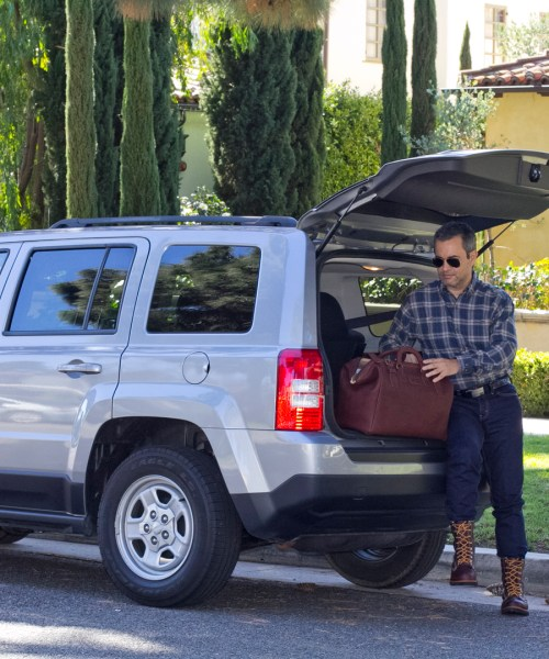 Rugged look for a road trip with Duluth Trading Co