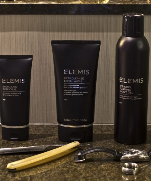 My 10 Men's Beauty Products