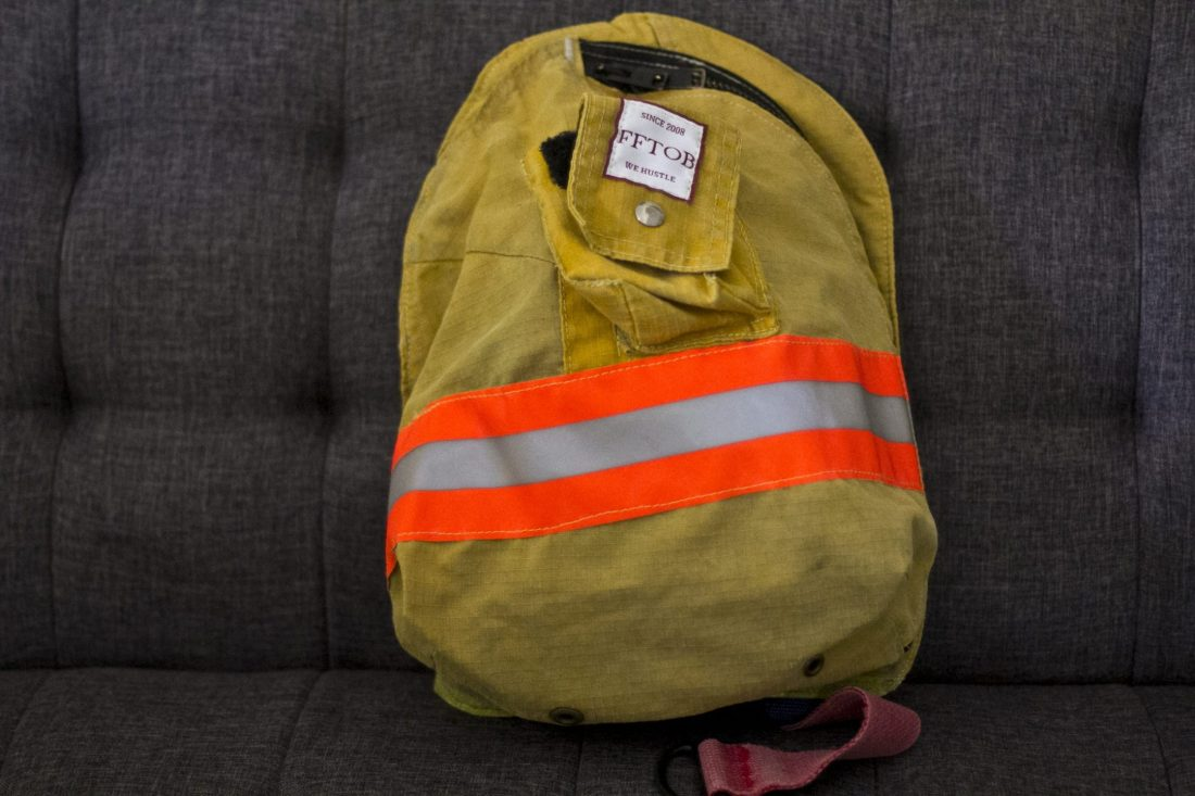 Father's Day gift guide Firefighter Turnout Bags