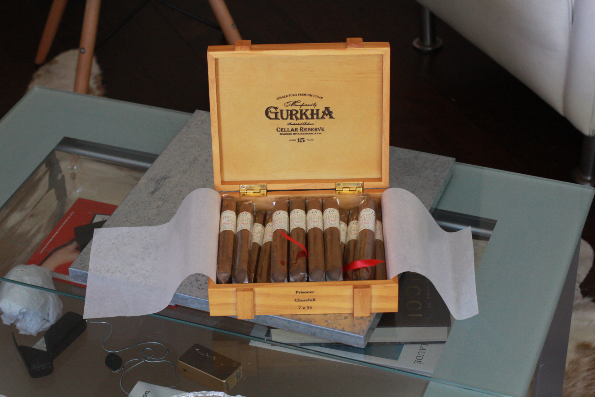 Gurkha cigar review