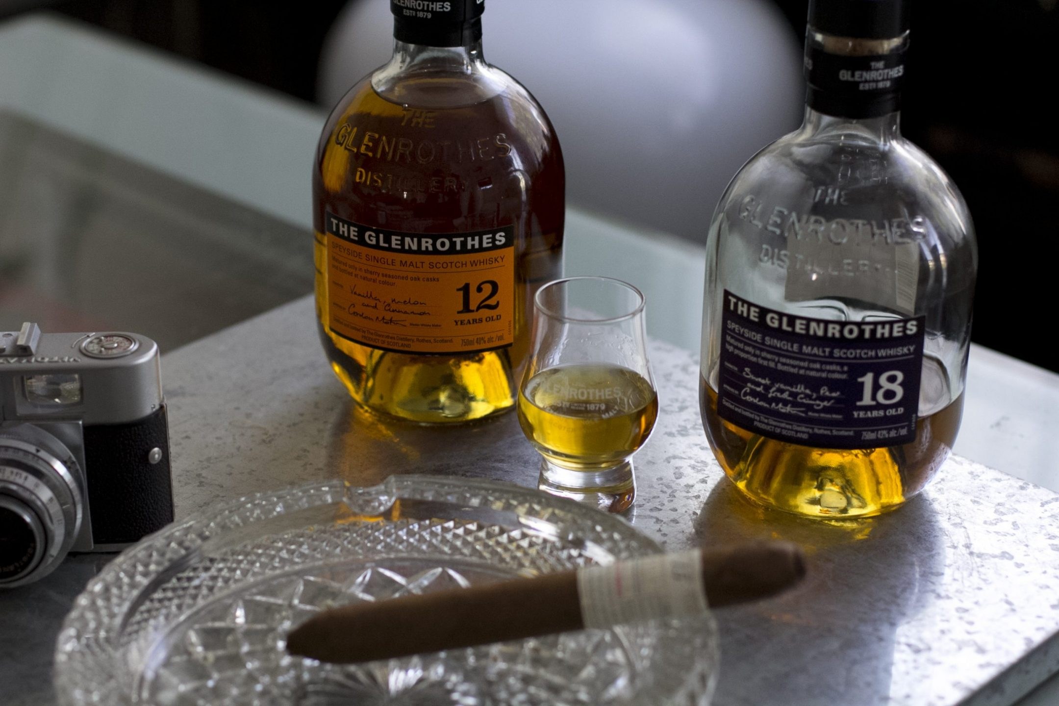 The Glenrothes 12 & 18 Year Old Soleo Collection review