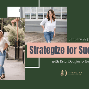 Strategize for Business Success Workshop