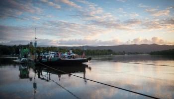 daintree ferry crossing