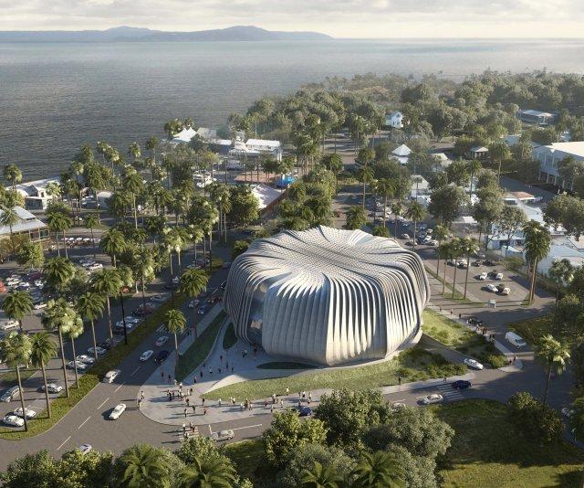 port douglas coral biobank design