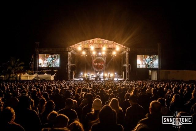 Cairns Spring Loaded indie rock festival