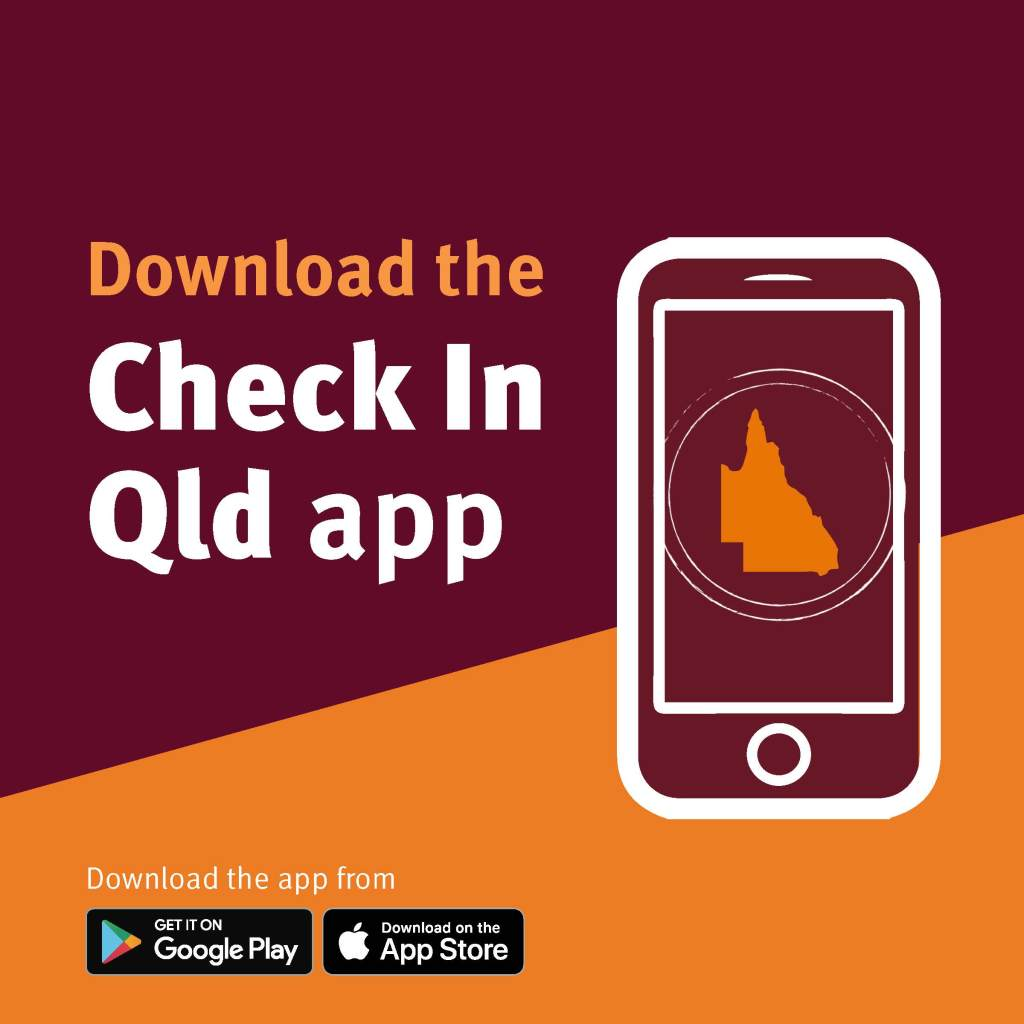 check in qld spp