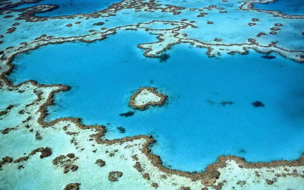 unesco great barrier reef danger
