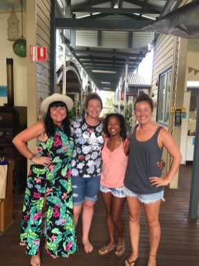 Barbie and her Fraser Island Mates
