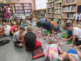 Lego building!