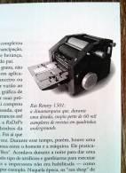 A impressora