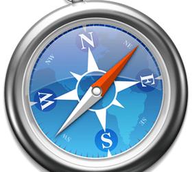 OS X Lion Safari: Yech.